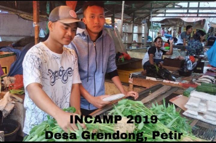 Initiation Camp (INCAMP) PPM Assa'adah di Desa Grendong, Petir
